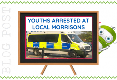 Youths Arrested in Local Morrisons