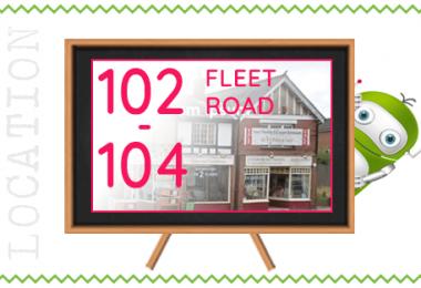 102 - 104 Fleet Road - Fleet Hampshire GU51 4PA