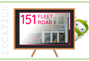 151 Fleet Road - Fleet Hampshire GU51 3PD