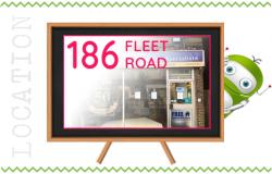 186 Fleet Road - Fleet Hampshire GU51 4DA