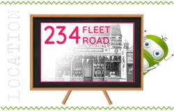 234 Fleet Road - Fleet Hampshire GU51 4BY