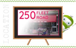 250 Fleet Road - Fleet Hampshire GU51 4BX