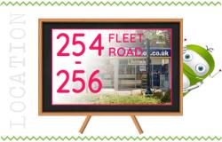 254 - 256 Fleet Road - Fleet Hampshire GU51 4BX