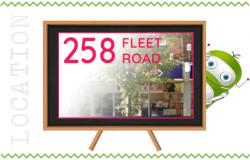 258 Fleet Road - Fleet Hampshire GU51 4BX