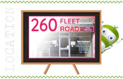 260 Fleet Road - Fleet Hampshire GU51 4BX