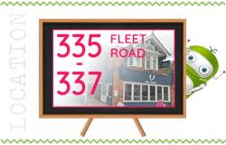 335 - 337 Fleet Road - Fleet Hampshire GU51 3NT