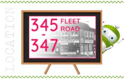 345 - 347 Fleet Road - Fleet Hampshire GU51 3NT
