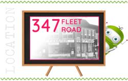 347 Fleet Road - Fleet Hampshire GU51 3NT