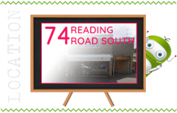 74 Reading Road South - Fleet Hampshire GU52 7TF