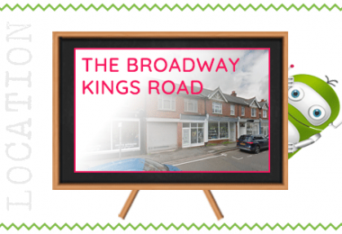 The Broadway, Kings Road - Fleet Hampshire