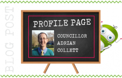 Councillor Profile - Adrian Collett