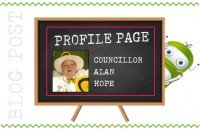 Profile Page - Councillor Alan Hope, Fleet Hampshire