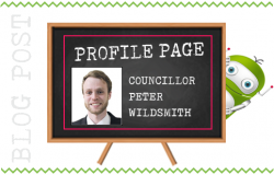 Councillor Profile - Peter Wildsmith
