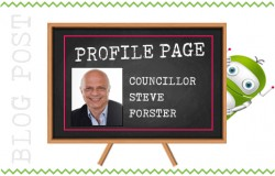Profile Page - Councillor Steve Forster, Fleet Hampshire