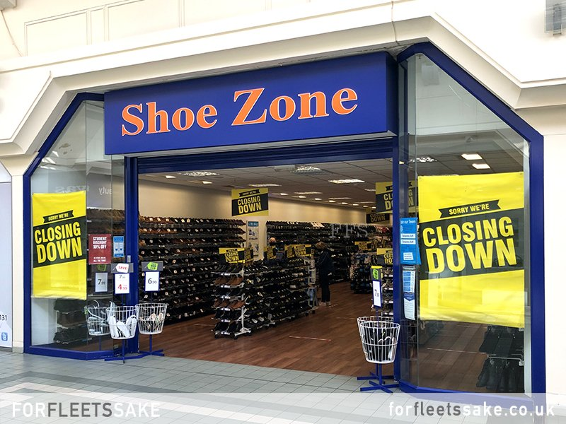 ShoeZone Fleet Hampshire