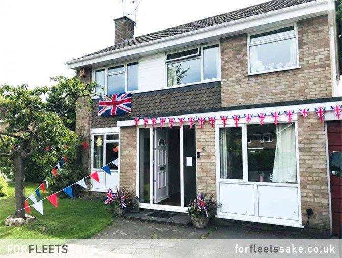 VE DAY 75TH ANNIVERSARY - 8TH MAY 2020